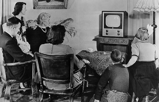 Resultado de imagem para PRIMEIRA TRANSMISSÃO DE TV NO BRASIL