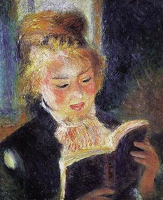 Leitura - Renoir