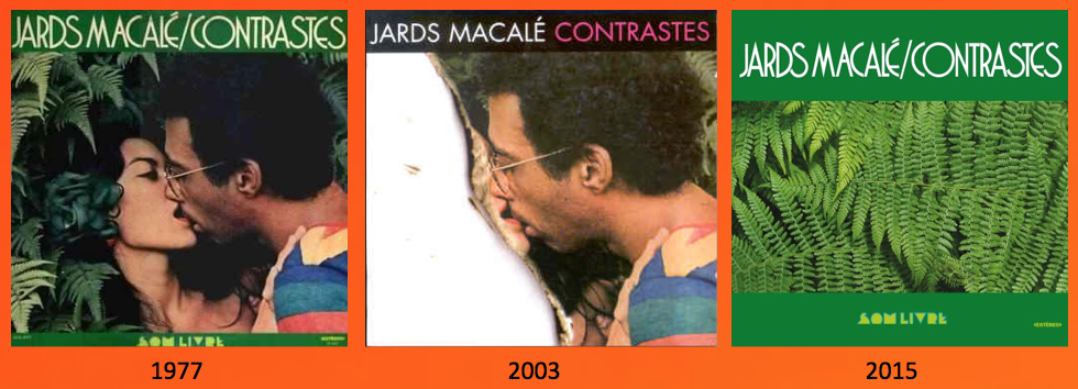 jards macale contrastes
